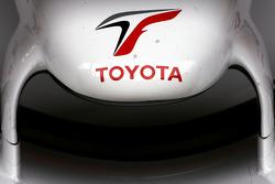 Toyota TF108 nose