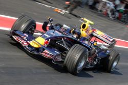Sebastian Vettel, Red Bull Racing, RB4