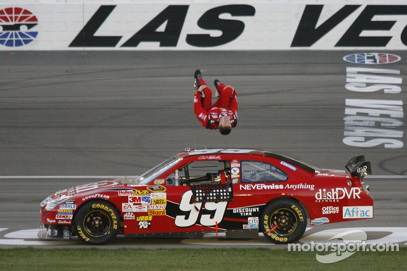 Monster Energy NASCAR Cup, Лас Вегас, 02.03.2008