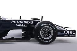 Detalle del Williams FW30