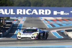 #50 Larbre Competition Saleen S7R - Ford: David Halliday, Dino Lunardi, Fréderic Makowiecki