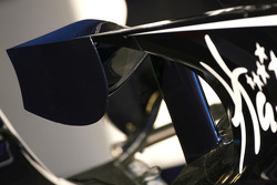 Williams FW30 wing detail