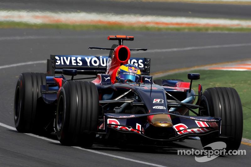 Sebastien Bourdais: Grand Prix von Australien 2008