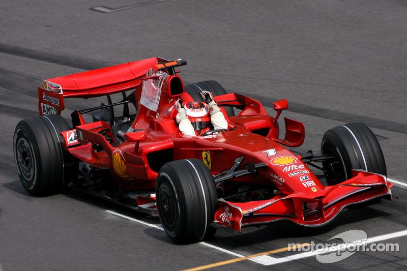 2008: Kimi Raikkonen