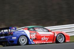 GT3 Ferrari 430: Michael Cullen and Paddy Shovlin
