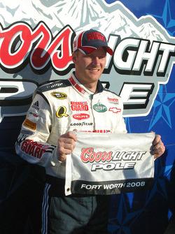 Samsung 500 Pole Winner Dale Earnhardt Jr.