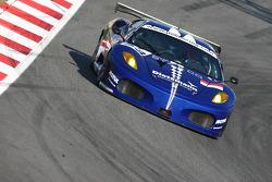 #98 JMB Ferrari F430 GT: Peter Kutemann, Maurice Basso