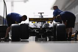 Super Nova Racing in the pits