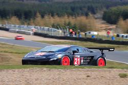 Qualifying Team Modena Lamborghini Gallardo at Carlube