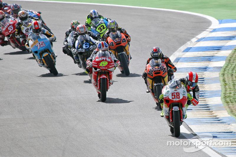 2006-2009 - Vers les sommets des 250cc