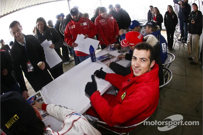 Autograph session: Christian Montanari