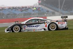 #4 PK Carsport Saleen S7-R: Anthony Kumpen, Bert Longin