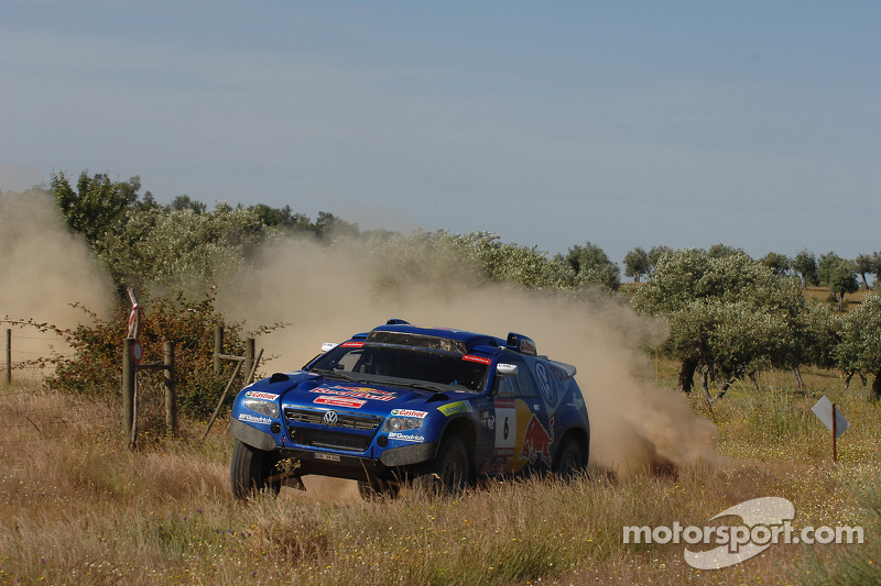 Volkswagen Motorsport: Carlos Sainz y Michel Périn