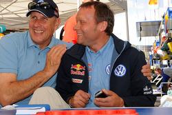 Hans Stuck and Kris Nissen