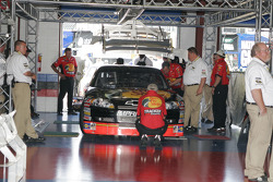 Bass Pro Shops Chevy at tech inspection