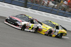 Dale Earnhardt Jr. and Denny Hamlin
