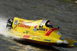 #4 Sun Racing Team: Joël Dozias, Yves Grolet, Franque Emmanuel Coupard, Yohann Boutrais