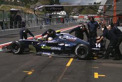 Maximo Cortes, Pons Racing