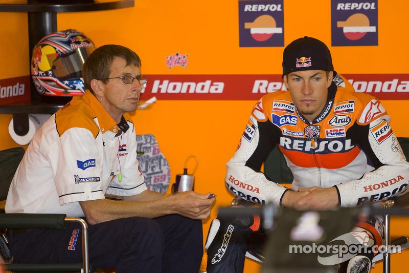 2008: Nicky Hayden Repsol Honda