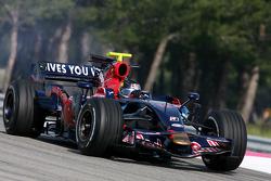 Sebastian Vettel, Scuderia Toro Rosso  with STR03- Formula 1 Testing