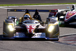 #46 Embassy Racing WF01 - Zytek: Joey Foster, Tom Kimber-Smith