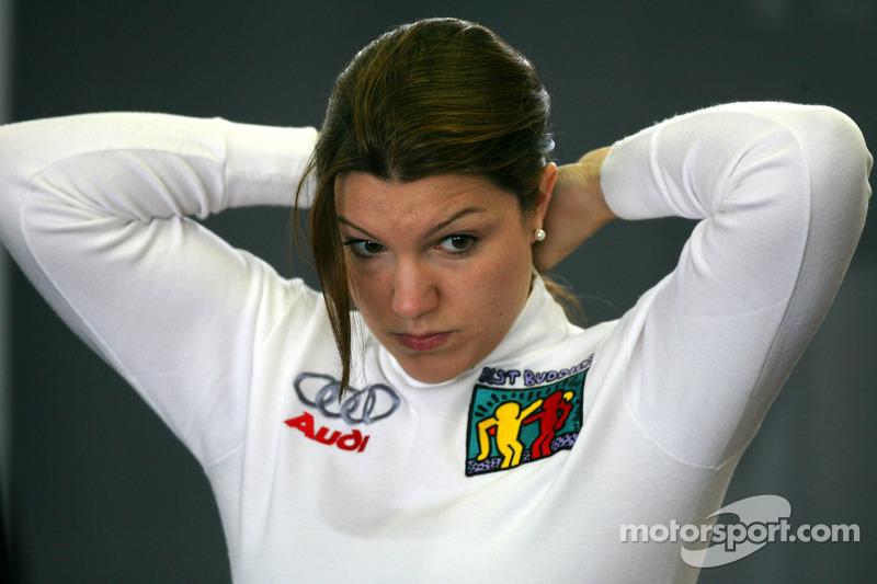 Katherine Legge (IndyCars, DTM, Sportwagen)