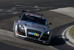 #107 Team Rowe Motorsport Audi TT: Michael Zehe, Franz Rohr