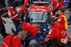 Problem for #2 Zakspeed Dodge Viper GTS-R: Sascha Bert, Tom Coronel, Christophe Bouchut