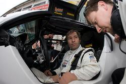 Heinz-Harald Frentzen and Dominik Schwager