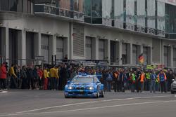 #10 Scuderia Augustusburg Brühl e.V. im ADAC BMW M3 E46 GTS: Johannes Scheid, Oliver Kainz