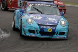 #25 Manthey Racing Porsche 911 GT3: Bert Lambrecht, Jean-François Hemroulle, Lance David Arnold