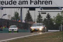 #4 Hankook / H&R Spezialfedern Porsche 911: Jürgen Alzen, Christian Menzel, Markus Gedlich, Christian Abt
