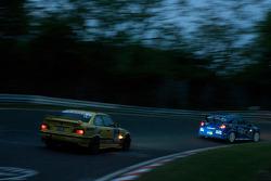 #216 BMW M3: Stefan Widensohler, Nils Reimer, Anette Stringos, Reinhold Renger