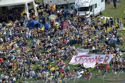 Fans at Mugello