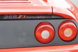 355 F1 Berlinetta detail