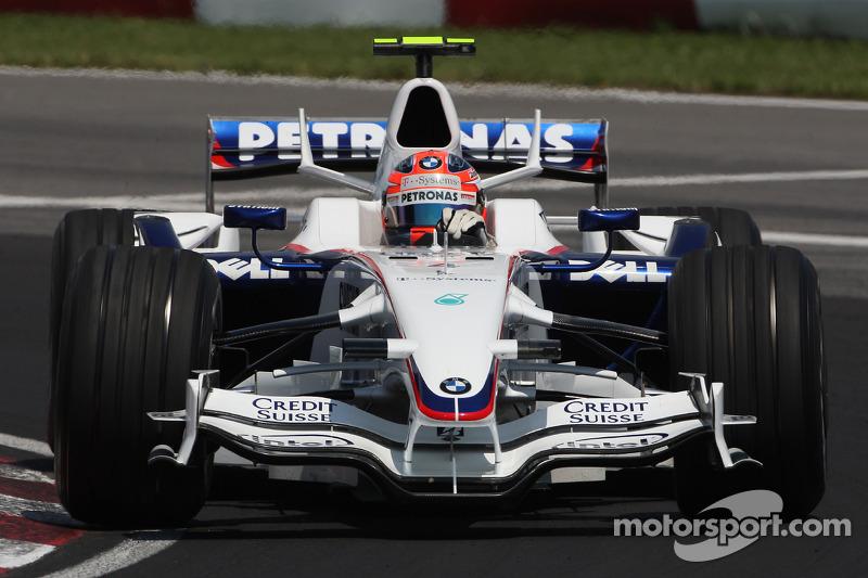 2008 - Robert Kubica, BMW Sauber
