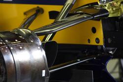 Renault F1 Team, suspension