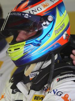 Romain Grosjean, Renault F1 Team piloto de prueba