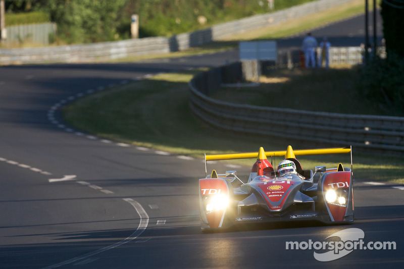 2008 - Audi R10 : Allan McNish, Tom Kristensen, Rinaldo Capello
