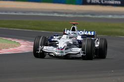 Ник Хайдфельд, BMW Sauber F1 Team