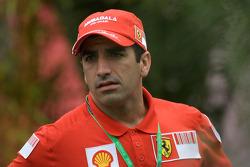 Marc Gene, Test driver Scuderia Ferrari