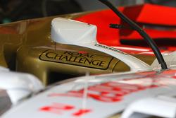 Force India F1 Team, VJM-01, mirror