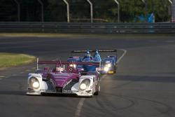 Porsche RS Spyder команды Van Merksteijn Motorsport: Йос Ферстаппен, Петер ван Меркстейн, Йерун Блекемолен