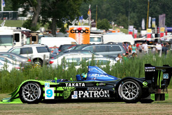 #9 Patron Highcroft Racing Acura ARX-01B Acura: David Brabham, Scott Sharp
