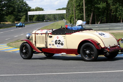 #62 Chrysler 75 1929: Ray Jones, Robert Coucher