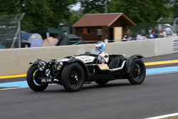 #58 Riley Sprite 1936: Jacques Coric
