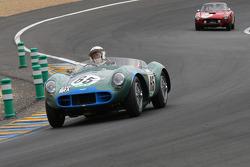 #65 Aston Martin Db3s 1956: David Bennett, Woodgate Chris Woodgate