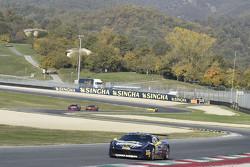 #13 Scuderia Autoropa Ferrari 458: Martin Nelson