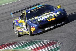 #13 Rossocorsa Ferrari 458: Martin Nelson
