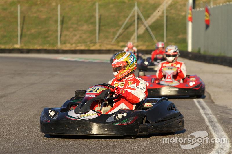 Esteban Gutierrez, collaudatore Ferrari